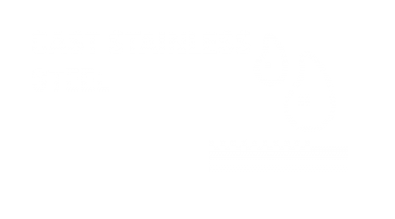Steinless steel castings