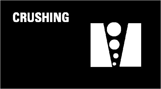 Crushing