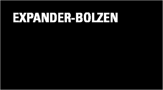 Expander-Bolzen